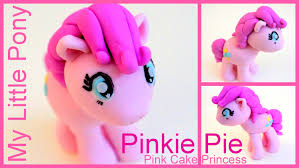 my pony cupcake toppers my pony pinkie pie cake topper how to by pink cake princess