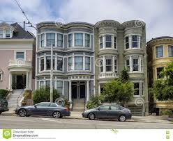 Victorian House San Francisco by Painted Ladies Victorian Homes In San Francisco Editorial Photo