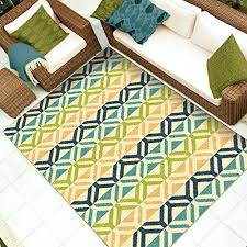Yellow And Blue Outdoor Rug New Buy Outdoor Rugs Startupinpa