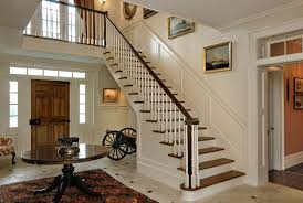 Staircase Decorating Ideas Wall Stairway Walls Decorating Ideas