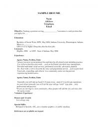 resume exles high education only disclaimer luxury idea first resume template 15 exles of first resumes