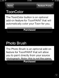 iphoneography apps lines and color toonpaint and blurfx