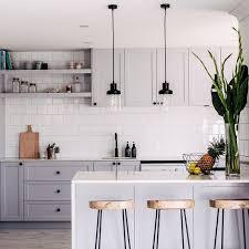 Gray Kitchen Ideas - light grey kitchen cabinets pretentious idea 4 best 20 grey