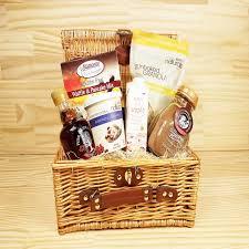 breakfast gift baskets nut free dairy free soy free classic breakfast gift basket