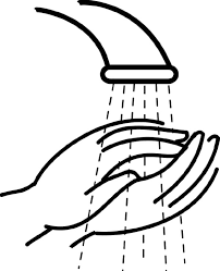 Hand Washing Coloring Sheets - washing hand for healthy life colouring page washing hand for