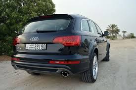 Audi Q7 2013 - audi q7 review for big families and bigger egos drivemeonline com