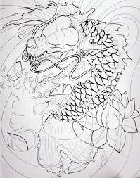 best 25 dragon koi fish ideas on pinterest dragon tattoo koi