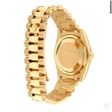 rolex day date 118238 in yellow gold 36mm in lugano switzerland
