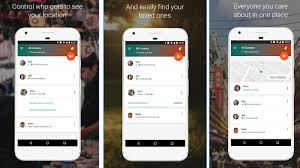 contacts app android trusted contacts app for android lets loved ones you