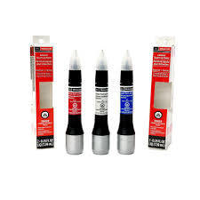 oem ford ug white platinum basecoat u0026 topcoat touch up paint pen