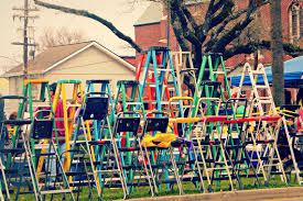 mardi gras ladders parade ladders photo mardi gras parade colorful mardi