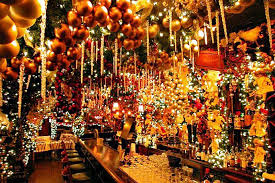 rolfs restaurant rolf s bar and restaurant like dining in a christmas tree awny
