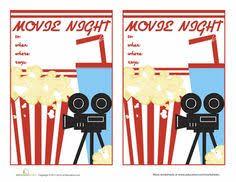 free printable invitation movie ticket stub frugalful com