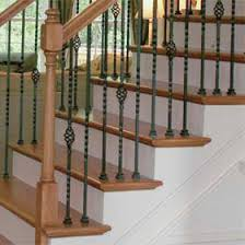 Iron Banisters And Railings Iron Balusters From Stair Treads Com