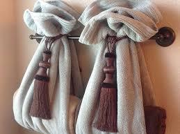 Bathroom Towels Decoration Ideas by Decorative Bath Towels Attract Inspirations Enstructive Com