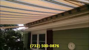 Silver Top Awnings Lots Of Deck And Patio Awning Jobs 2015 By Shade One Awnings