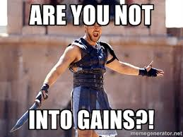 Gym Partner Meme - when my new gym buddy says he doesn t drink protein shakes imgur