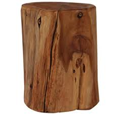 side table wood stump side tables medium size of coffee
