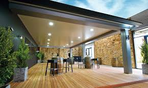 pavilion outdoor living patio by stratco u2013 architectural design