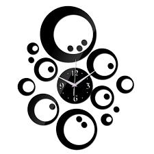 Blacksmith Home Decor Aliexpress Com Buy 2017 Wall Clock Home Decoration Acrylic