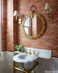 bathroom with wallpaper ideas 137 best wallpaper ideas for bathroom images on