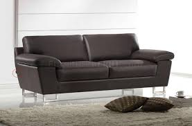 sofas with metal legs furniture best brown leather couch with metal legs interior