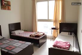 rooms for rent in apartment with pool in al barsha dubai spotahome