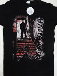 michael myers halloween movie top stairs t shirt what u0027s it worth