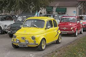 old fiat vintage italian sports car fiat 500 abarth at