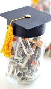college graduation gift ideas for jar home garden cap craft and graduation