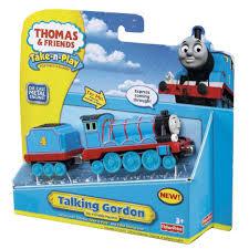 fisher price thomas and friends u0027talking gordon u0027 toy train engine