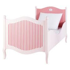 chambre gourmandise but lit enfant 90x190 en bois et blanc lit enfant 90 lit