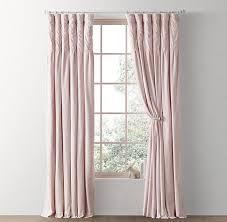Pink Velvet Curtains Inspiring Pink Velvet Curtains And Tufted Petal Pink Velvet