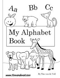 free printable alphabet book pdf printables for preschool
