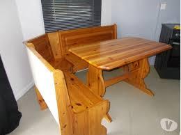 table banc cuisine banc table angle cuisine clasf