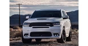 Dodge Durango Srt8 Price Dodge Announces Pricing For 2018 Dodge Durango Srt America U0027s