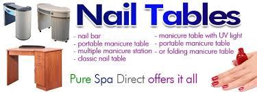 manicure tables for sale craigslist salon nail tables manicure tables