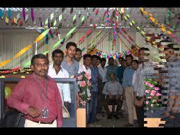 diwali bay decoration office 1 youtube