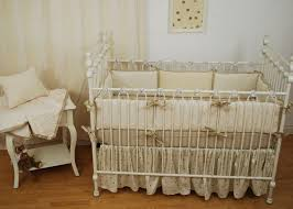 Gold Crib Bedding Sets 71 Best Polka Dots In The Nursery Images On Pinterest Cribs