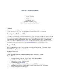 file clerk cover letter brilliant ideas of legal file clerk cover