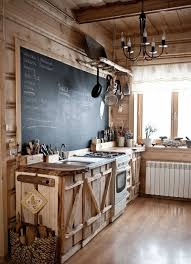 rustic barn wood kitchen cabinets 15 cottage country kitchen decor ideas