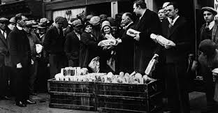 Soup Kitchens In New York by At The Height Of The Great Depression Half Of All American