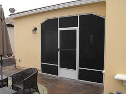 Aluminum Patio Enclosure Materials Patio Screened Enclosures Www Sunscreenfactory Com