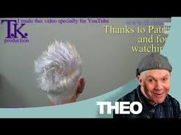 theo knoop new hair today short hair makes me happy pleun by theo knoop youtube