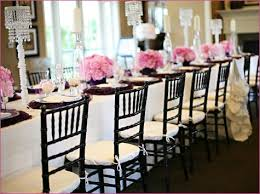 bridal shower table decorations oh one day beautiful bridal shower ideas
