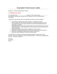cover letter via email 28 images letter for via email with