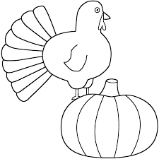 coloring page sheets big thanksgiving turkey az coloring pages in