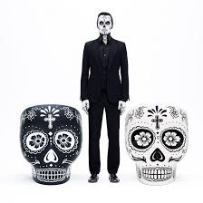 fabio novembre updates skull shaped chair for mexico u0027s day of the dead