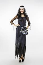 witch for halloween costume ideas free shipping halloween party black lace the ghost phantom bride