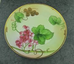 pottery molds clay italian albarello apothecary pharmacy mark hand full image for marc bellaire pottery italian collectible plate richard ginori vintage antique hand painted r